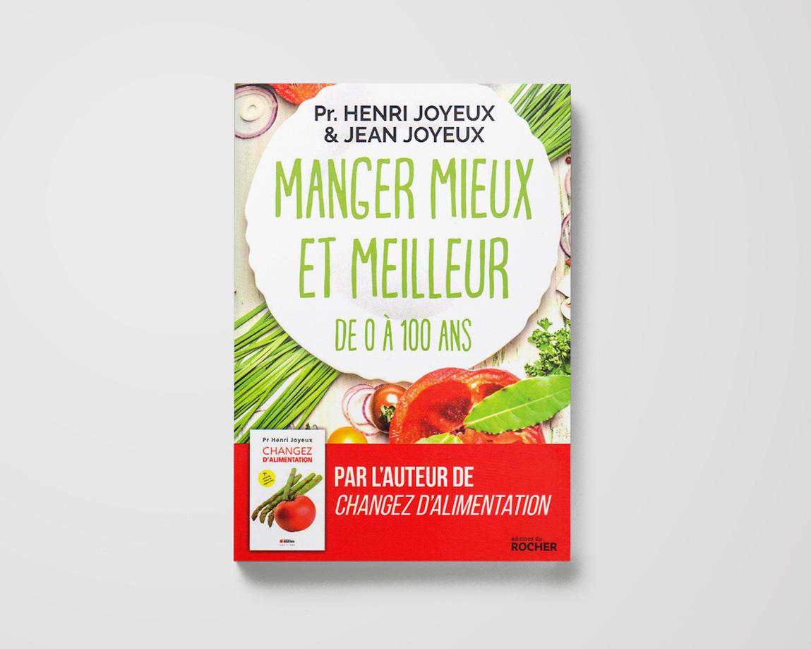 Olivie book manger mieux et meilleur