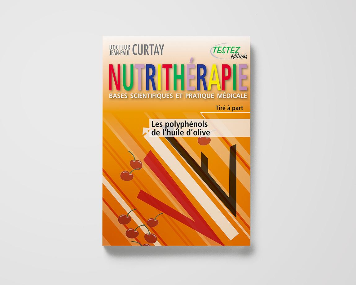 Olivie book nutrithérapie